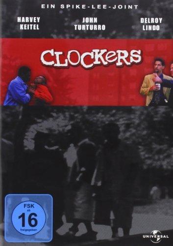 Clockers [DVD] [1996] by Harvey Keitel