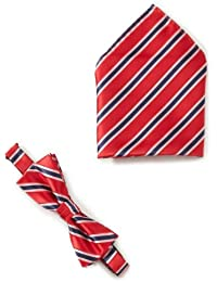 SELECTED HOMME Herren Fliege, gestreift 16029622 James Bowtie