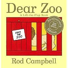 Dear Zoo: A Lift-The-Flap Book [DEAR ZOO 25TH ANNIV/E-LIFT]