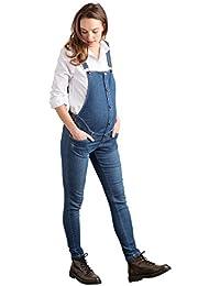 Vertbaudet peto en jean desgastado de embarazo Entrejambe 78