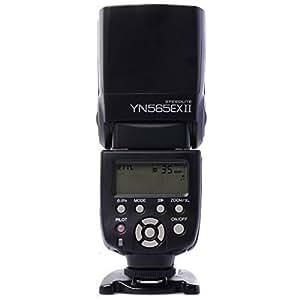 Yongnuo YN-565EX II Flash TTL Speedlite per Canon 650D, 600D, 550D, 1000D, 1100D, 5DII, 5DIII, 1DIV +WINGONEER® diffusore