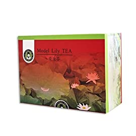 Ming Imperial Herbal Inn – Gold label Model Lily Tea – Intensive Detox & Slimming Tea