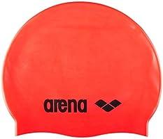 Arena Classic Silicone, Cuffia Unisex Adulto