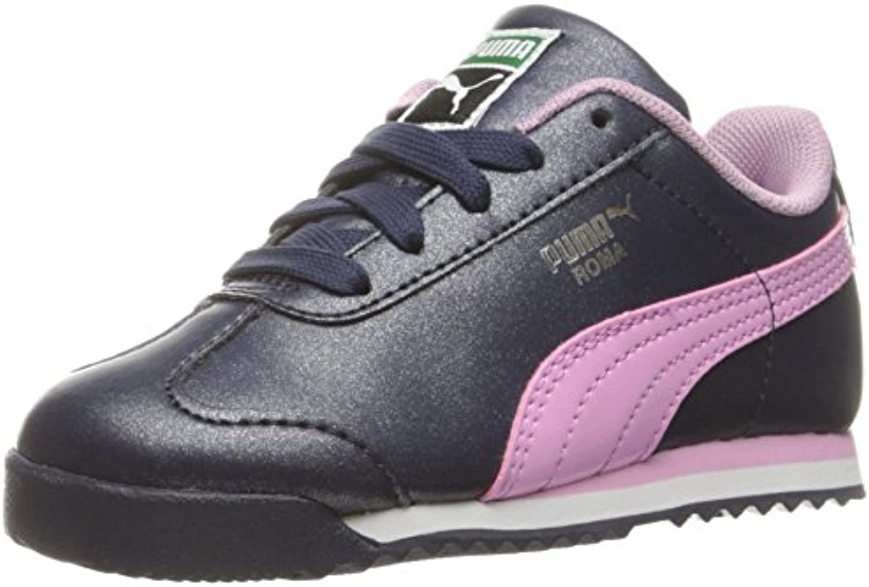 Puma Kids Roma Basic Glitter Jr Sneaker