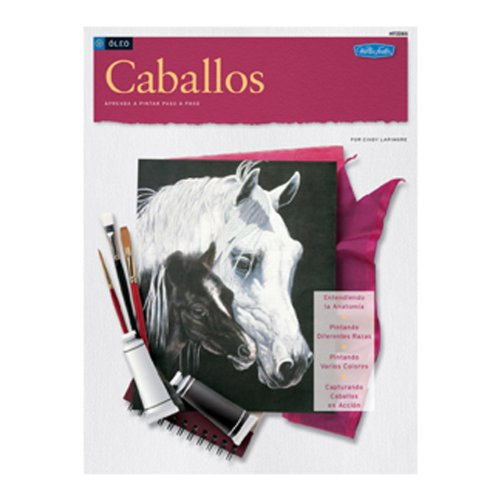 Oleo: Caballos (How to Draw and Paint) por Cindy Larimore