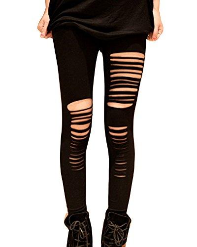 Gladiolus Pantalones Mujer Pantalones Rotos Pantalones