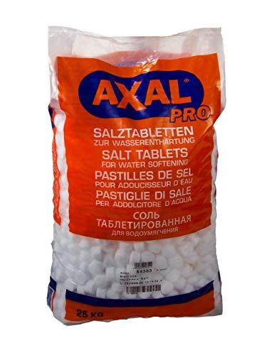 Produkt-Bild: Regeneriersalz in Tablettenform, 25 kg, zur Wasserenthärtung