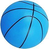 juegos de Aire Libre Deportivo Mini Baloncesto Pelota Hinchable Niños Azul