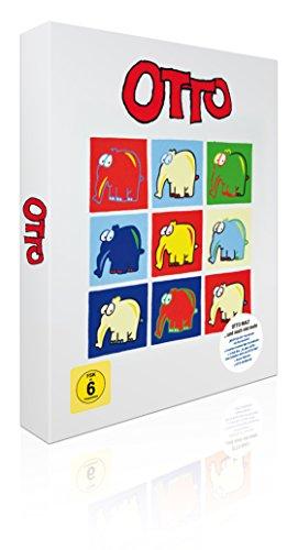 Otto - 50 Jahre Bühnenjubiläum (Special Edition: Kunst in the Box) (2 DVDs)