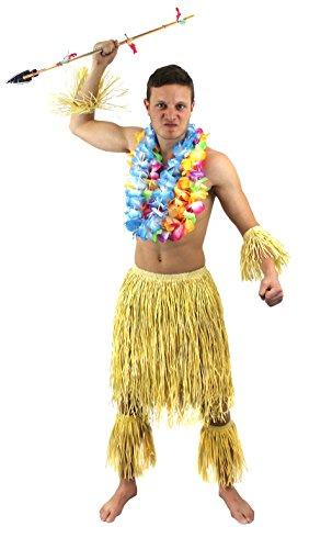 Disfraz-de-zulu-Natural-Hula-hawaiano-falda-de-todo-el-mundo-frica-Luau-hierba-falda-con-brazo-Puos-y-puos-de-las-piernas