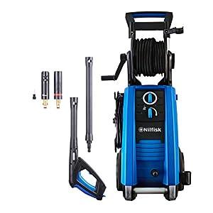 Nilfisk P 150.2 Hidrolimpiadora de Agua a Presión, 2900 W, Aluminio, Azul