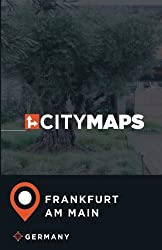 City Maps Frankfurt am Main Germany
