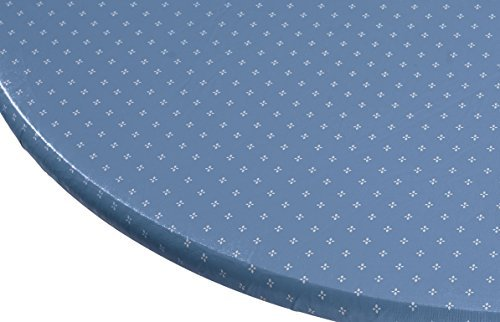 Original Elasticized Vinyl Table Cover by Miles Kimball (Round Table Cover Elastisch)