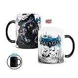 Réutilisable Tasse À Café Batman Couleur Changeante Tasse Créative En Céramique Tasse for Café Thé Au Lait Tasse Batman Tasse Avec Poignée Drôle Tasses Et Tasses (Capacity : 301 400ml)