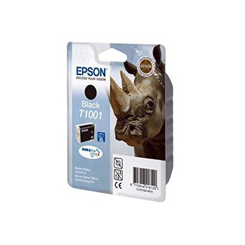 Epson T1001 Cartouche d'encre d'origine Durabrite Noir