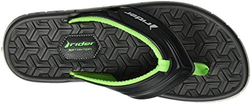 Rider Next Ii Ad, Tongs Homme Mehrfarbig (grey/black/green)