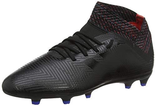adidas Unisex-Kinder Nemeziz 18.3 FG J Fußballschuhe, Mehrfarbig (Multicolor 000), 38 EU (Adidas Fußball Schuhe Messi Kinder)