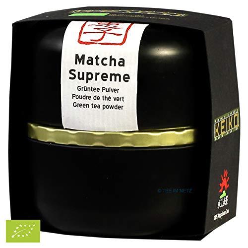 Matcha Supreme Grüntee Pulver – 30gr