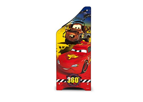 Image of Delta Children Cars Book and Toy Organizer Disney