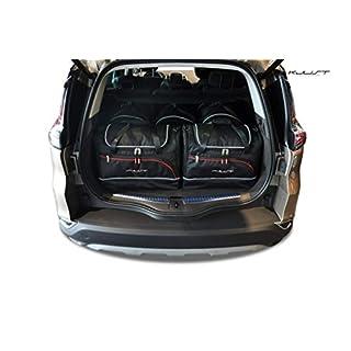 KJUST - AUTOTASCHEN AUF Mass Renault Espace Initiale, V, 2014- CAR FIT Bags
