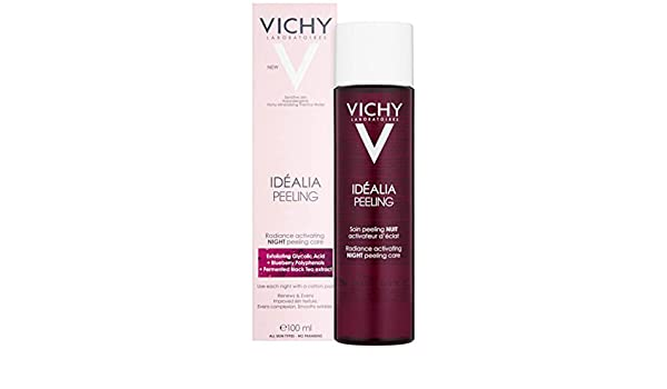 f45a23737a31 Buy VICHY IDEALIA PEELING 100ML Online at Low Prices in India - Amazon.in