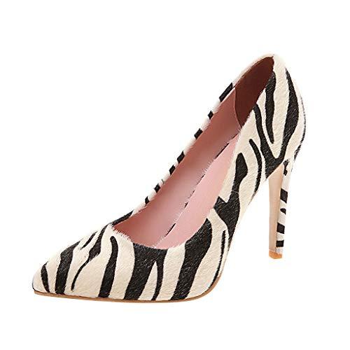 Chaussures pour Femmes Talon Haut Stiletto Printemps Élégant 2020 LuckyGirs Femmes Chaussures Robe...