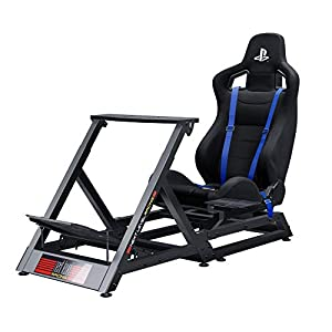 Next Level Racing® GTtrack Playstation Edition Racing Simulator Cockpit