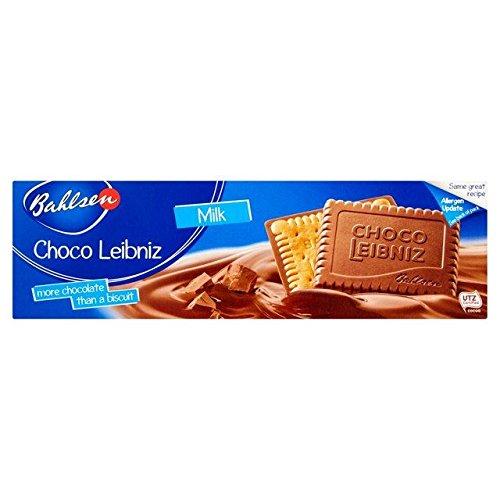 Bahlsen Leibniz Lait Biscuits au Chocolat 125g