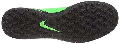 Nike Hypervenom Phade II TF Herren Fußballschuhe Grün (Green Strike/Black-Black)