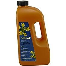 Albaöl Rapsöl Buttergeschmack Alba Öl Butteröl 2 Liter