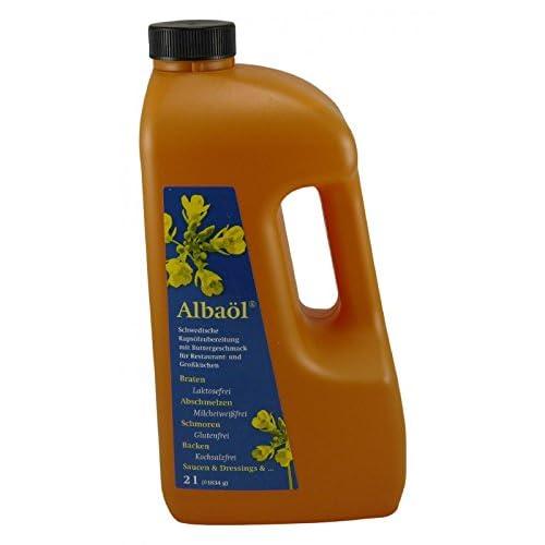 Albal Rapsl Buttergeschmack Alba L Butterl 2 Liter