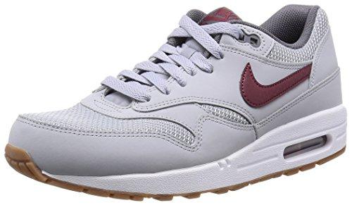 Nike Air Max 1 Essential, Herren Laufschuhe, Grau