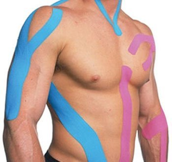 More Mile Pre Cut Kinesiology Tape