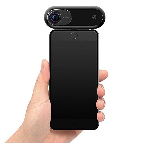 Zoom IMG-2 insta360 one action camera 360