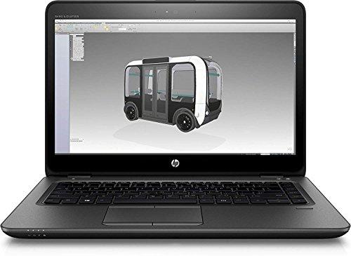 HP 1RQ69EA ZBook 15-Inch Notebook - (Black) (Intel i7-7500U Processor, 16 GB RAM, 256 GB HDD, AMD FirePro W4190M Graphics, Windows 10 Pro)