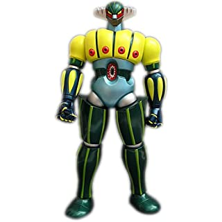 HIGH DREAM MARMIT JEEG ROBOT D'ACCIAIO KOTETSU STEEL FIGURE 40 CM 14 INCH