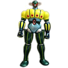 HIGH DREAM MARMIT JEEG ROBOT D'ACCIAIO KOTETSU STEEL FIGURE 40 CM 14 INCH