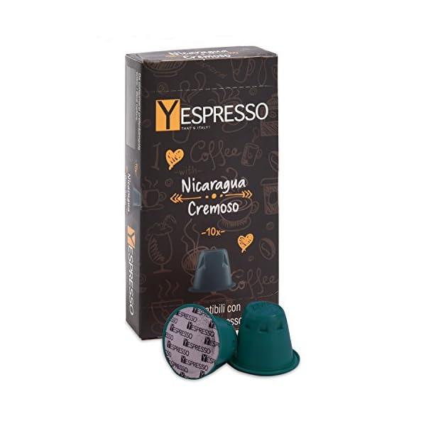 100 Capsule NESPRESSO compatibili GRAND CRU - 5 miscele differenti 3 spesavip