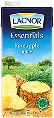 Lacnor Pineapple Juice - 1LTR (Pack of 12)