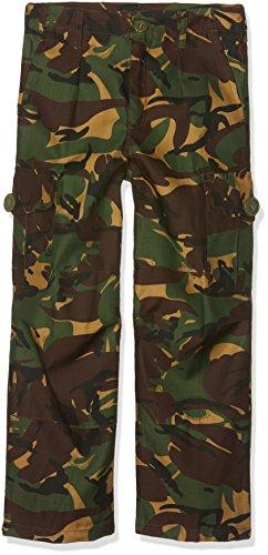 Preisvergleich Produktbild Highlander Kinder Combat Cargo Hose,  Camouflage,  08