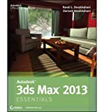 Autodesk 3ds Max 2013 Essentials by Derakhshani, Randi L. ( AUTHOR ) May-18-2012 Paperback
