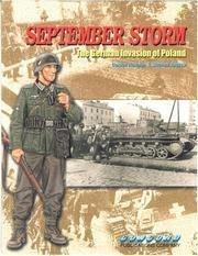 6510 September Storm: The German Invasion of Poland (Concord - Warrior Series) -