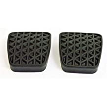 FFTH 2 Piezas de Freno/Pedal de Embrague de Goma para Opel Astra G Astra