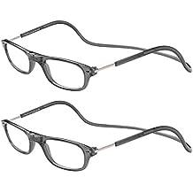 3220166835 TBOC Pack: Gafas de Lectura Presbicia Vista Cansada – (Dos Unidades)  Graduadas +