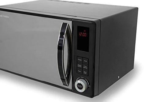 Russell Hobbs RHM2362B 23L Digital 800w Solo Microwave Black