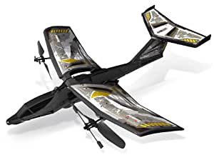 Silverlit V-Jet Full Tilt VTOL 3-Channel Radio Control Aeroplane (Colour and Frequency Varies)