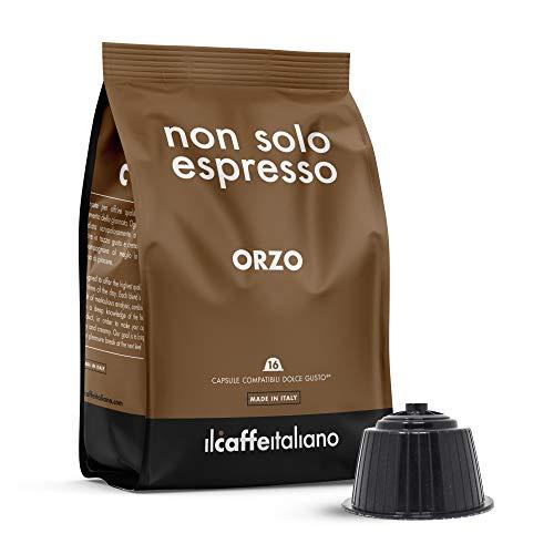 48 Gerste Kapseln mit dem Nescafè-Dolce-Gusto-System kompatibel - Il Caffè Italiano