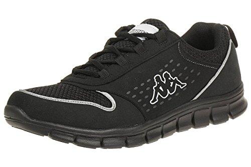 Kappa Amora Sneaker black black unisex shoes trainers, pointure:eur 39