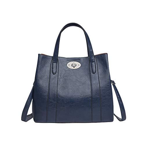 OIKAY Mode Damen Tasche Handtasche Schultertasche Umhängetasche Mode Neue Handtasche Frauen Umhängetasche Schultertasche Strand Elegant Tasche Mädchen 0605@044