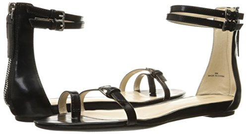 Nine West Onque synthétique Robe Sandal Black